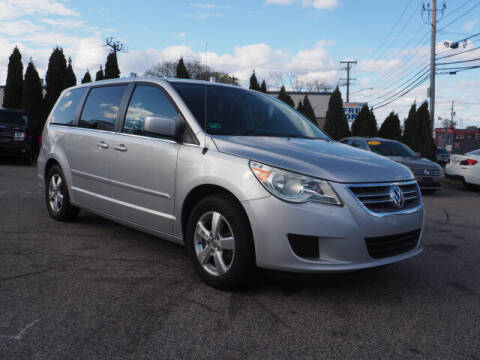 2010 Volkswagen Routan for sale at East Providence Auto Sales in East Providence RI