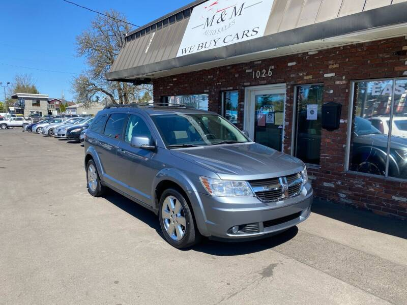 2009 Dodge Journey for sale at M&M Auto Sales in Portland OR