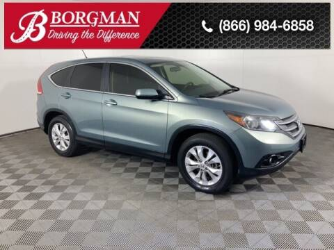 2012 Honda CR-V for sale at BORGMAN OF HOLLAND LLC in Holland MI