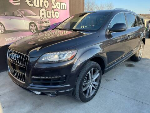 2014 Audi Q7 for sale at Euro Auto in Overland Park KS