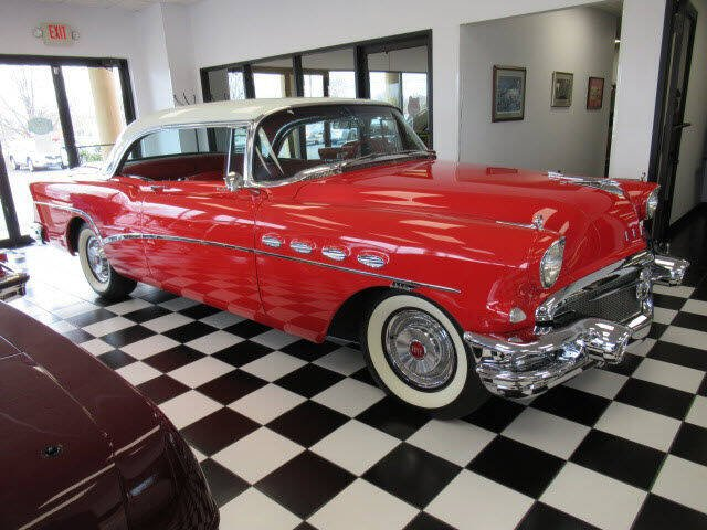 1956 Buick Roadmaster for sale at TAPP MOTORS INC in Owensboro KY