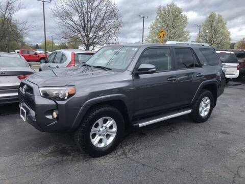 2016 Toyota 4Runner for sale at BATTENKILL MOTORS in Greenwich NY