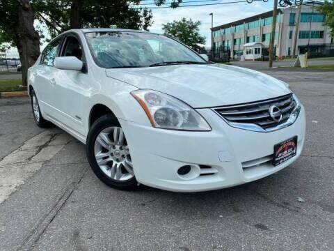 2011 Nissan Altima Hybrid for sale at JerseyMotorsInc.com in Teterboro NJ
