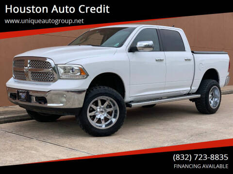 2014 RAM Ram Pickup 1500 for sale at Houston Auto Credit in Houston TX