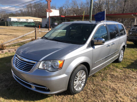 2014 Chrysler Town and Country for sale at Car Guys in Lenoir NC