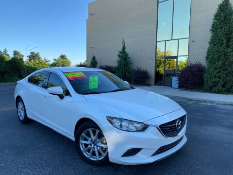 2014 Mazda MAZDA6 for sale at TDI AUTO SALES in Boise ID