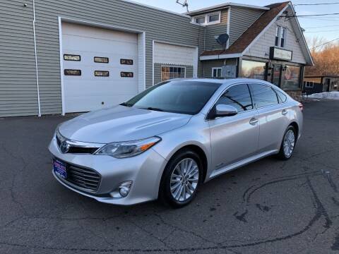 2013 Toyota Avalon Hybrid for sale at Prime Auto LLC in Bethany CT