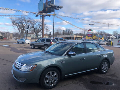 2008 Ford Taurus for sale at Imperial Group in Sioux Falls SD