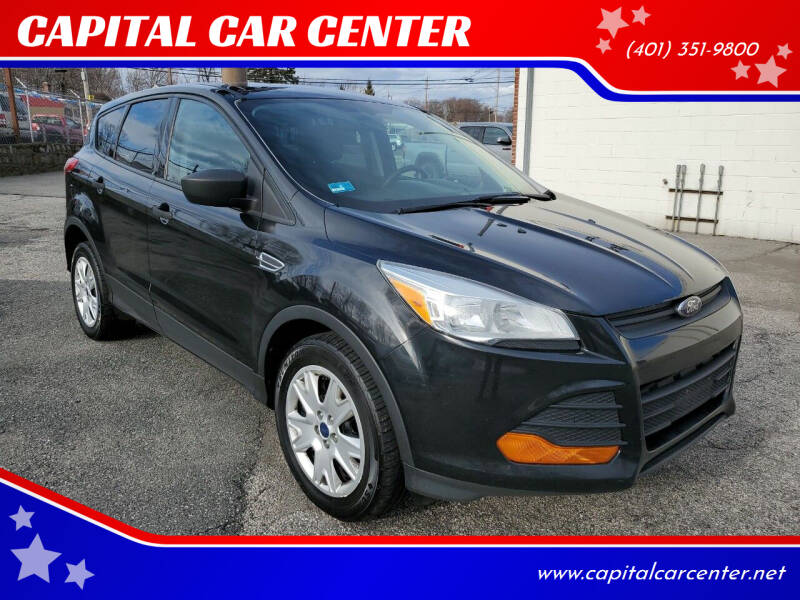 2014 Ford Escape for sale at CAPITAL CAR CENTER in Providence RI