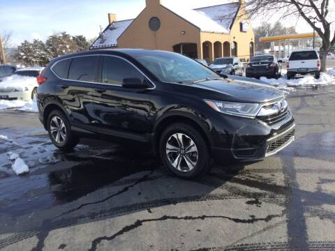 2018 Honda CR-V for sale at Beutler Auto Sales in Clearfield UT