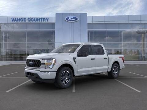 2021 Ford F-150 for sale at Vance Fleet Services in Guthrie OK