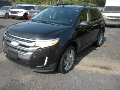 2013 Ford Edge for sale at MASTERS AUTO SALES in Roseville MI