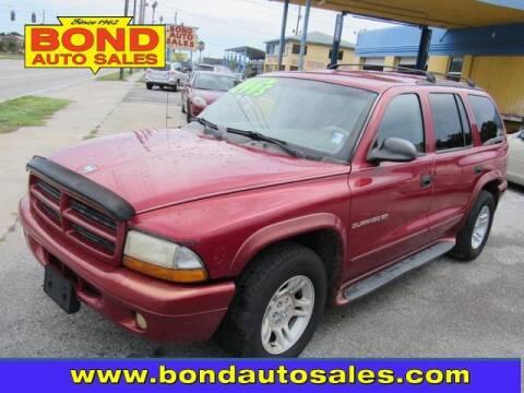 2001 Dodge Durango for sale at Bond Auto Sales in St Petersburg FL