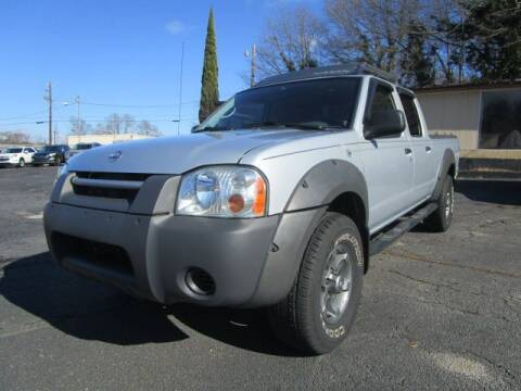 2002 Nissan Frontier for sale at Lewis Page Auto Brokers in Gainesville GA