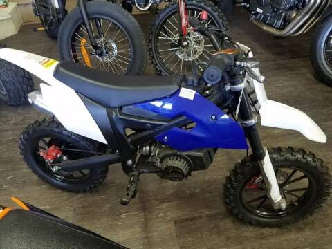 2019 SSR Motorsports 50 Dirt Bike for sale at Toy Barn Motors - Youth Atv's/Side by Sides/Dirt Bikes in New York Mills MN