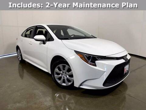 2021 Toyota Corolla for sale at Smart Budget Cars in Madison WI