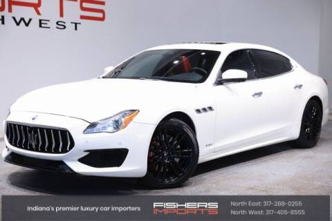 2017 Maserati Quattroporte for sale at Fishers Imports in Fishers IN