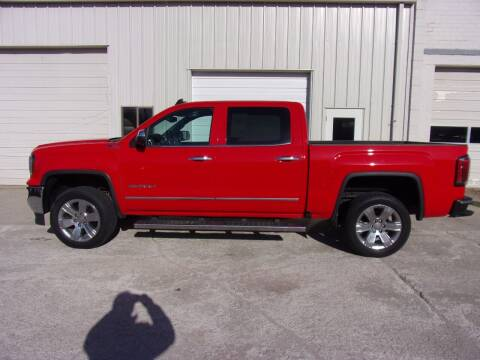 2018 GMC Sierra 1500 for sale at DJ Motor Company in Wisner NE