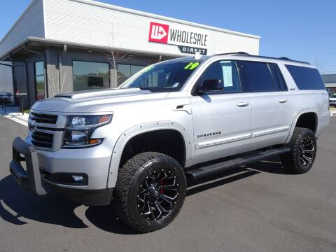 2019 Chevrolet Suburban for sale at Wholesale Direct in Wilmington NC