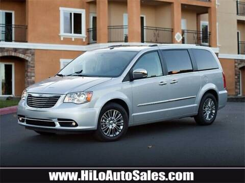2011 Chrysler Town and Country for sale at BuyFromAndy.com at Hi Lo Auto Sales in Frederick MD