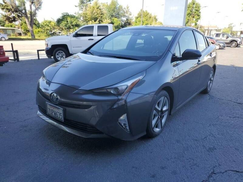 2016 Toyota Prius Four Touring 4dr Hatchback - Belmont CA