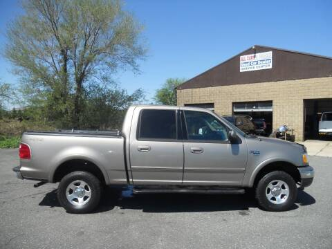 2003 Ford F-150 for sale at All Cars and Trucks in Buena NJ