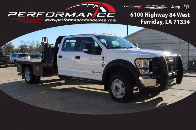 2019 Ford F-550 Super Duty for sale at Performance Dodge Chrysler Jeep in Ferriday LA
