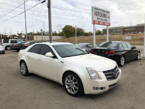 2009 Cadillac CTS for sale at AutoLink LLC in Dayton OH