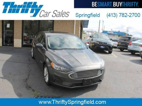 2019 Ford Fusion Hybrid for sale at Thrifty Car Sales Springfield in Springfield MA
