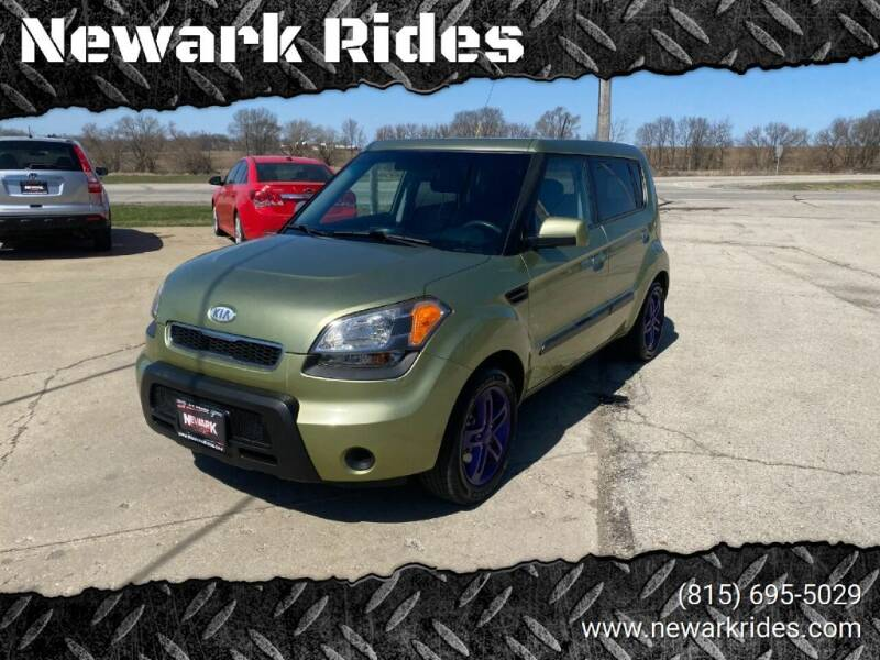 2010 Kia Soul for sale at Newark Rides in Newark IL