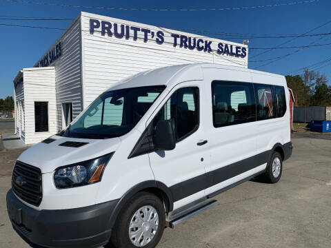 2017 Ford Transit Passenger for sale at Pruitt's Truck Sales in Marietta GA