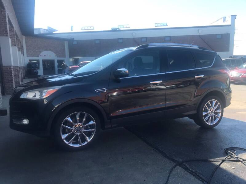 2015 Ford Escape for sale at Blue Bird Motors in Crossville TN