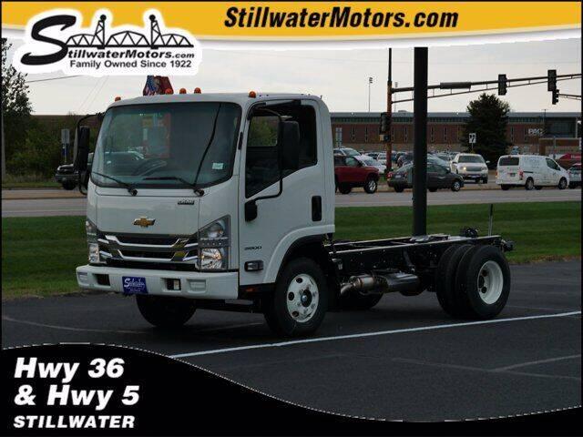 2021 Chevrolet 3500 LCF for sale in Stillwater, MN