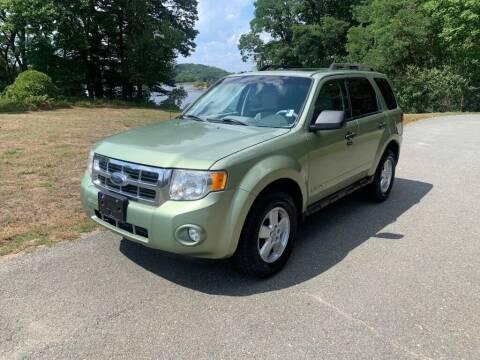 2008 Ford Escape for sale at Elite Pre-Owned Auto in Peabody MA