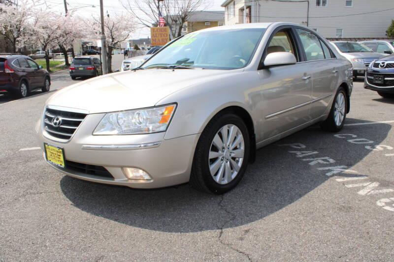 2009 Hyundai Sonata for sale at Lodi Auto Mart in Lodi NJ