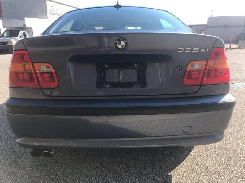 2005 BMW 3 Series AWD 325xi 4dr Sedan - Cleveland OH