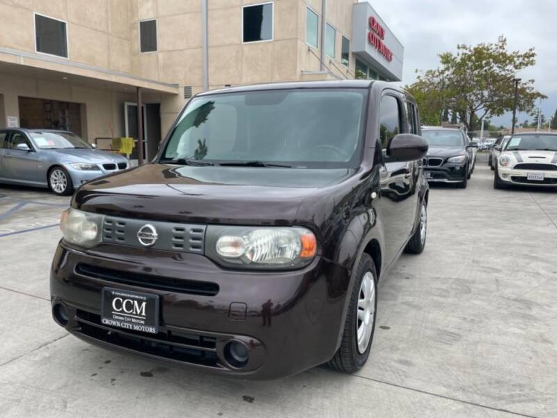 2010 Nissan cube for sale in Pasadena, CA