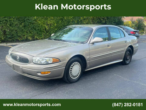 2003 Buick LeSabre for sale at Klean Motorsports in Skokie IL