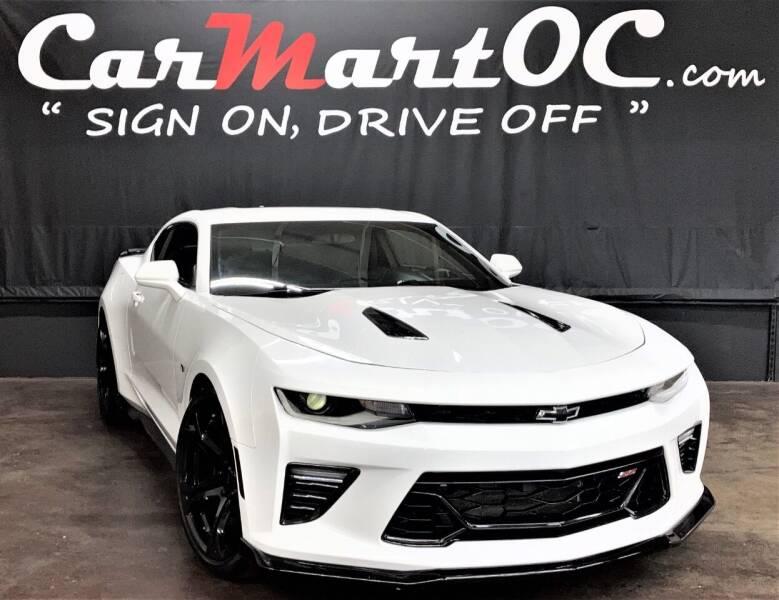 2016 Chevrolet Camaro for sale at CarMart OC in Costa Mesa CA