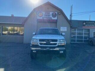 2006 Chevrolet Avalanche for sale at Utah Credit Approval Auto Sales in Murray UT