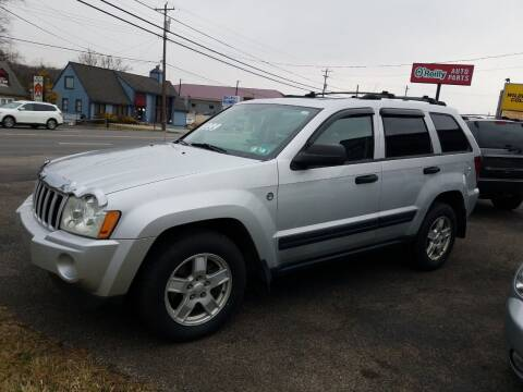 2005 Jeep Grand Cherokee for sale at Wildwood Motors in Gibsonia PA