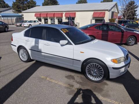 2003 BMW 3 Series for sale at Progressive Auto Sales in Twin Falls ID