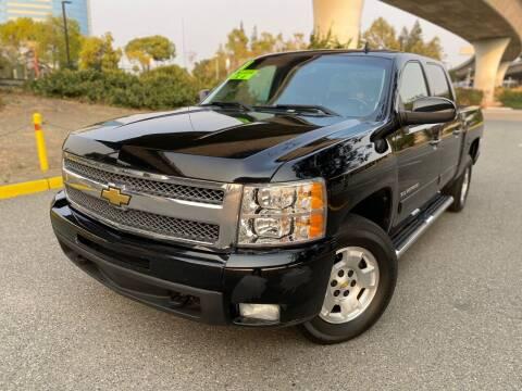 2011 Chevrolet Silverado 1500 for sale at Bay Auto Exchange in San Jose CA