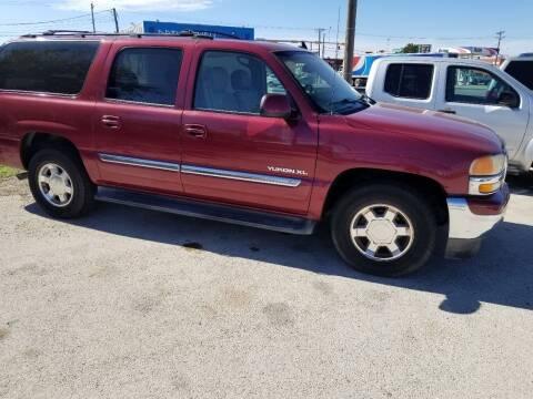 2006 GMC Yukon XL for sale at Key City Motors in Abilene TX
