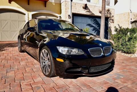 2009 BMW M3 for sale at Sunshine Classics, LLC in Boca Raton FL
