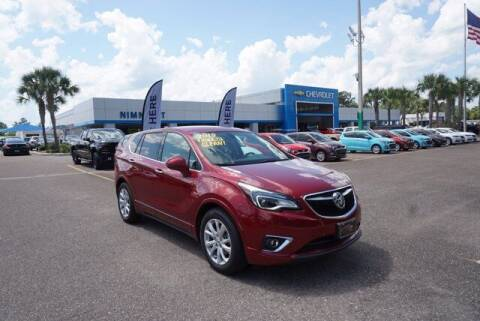 2019 Buick Envision for sale at WinWithCraig.com in Jacksonville FL