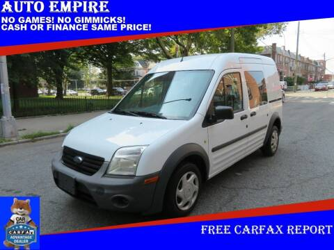 2012 Ford Transit Connect for sale at Auto Empire in Brooklyn NY