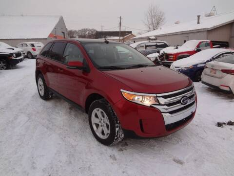2013 Ford Edge for sale at Garza Motors in Shakopee MN