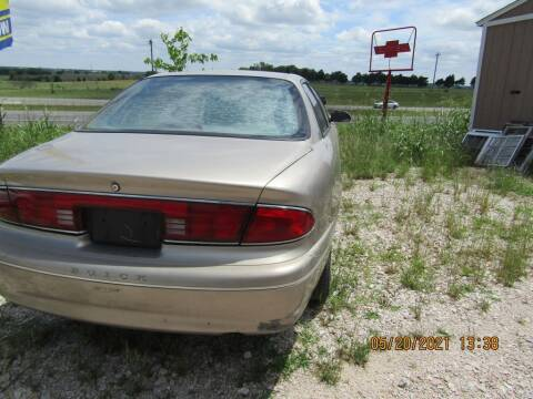 2002 Buick Century for sale at Hill Top Sales in Brenham TX