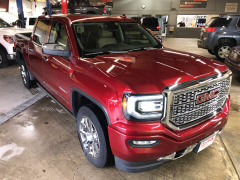 2018 GMC Sierra 1500 for sale at ROTMAN MOTOR CO in Maquoketa IA